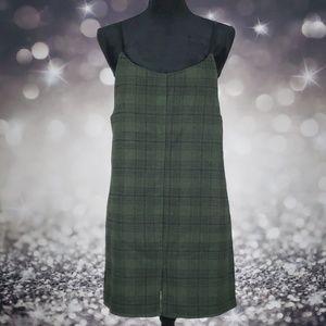 Lucky Plaid Dress